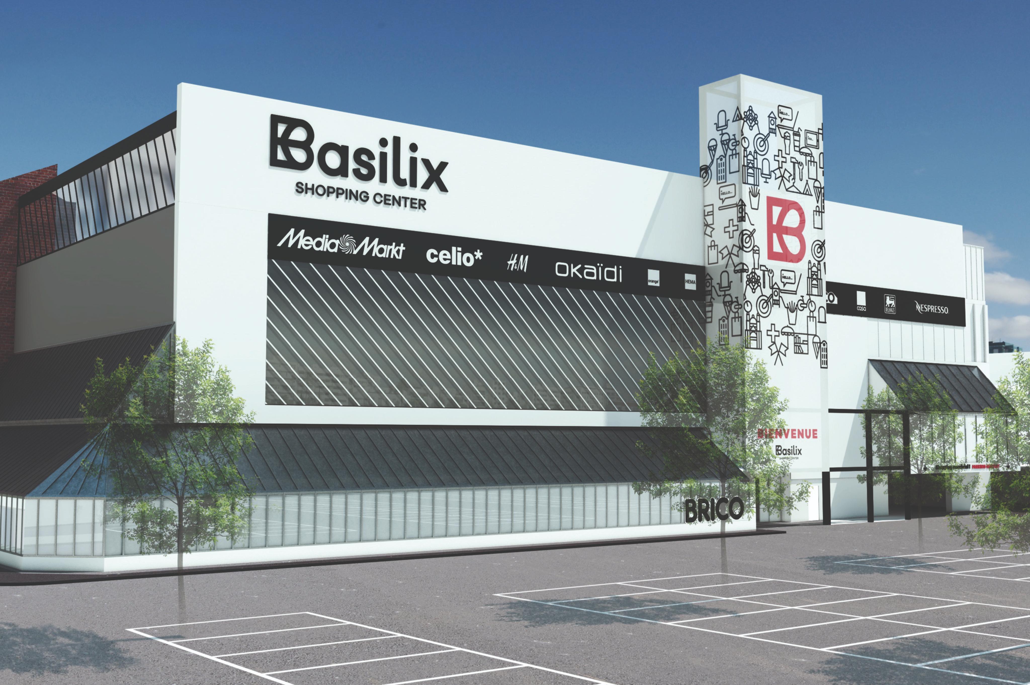 basilix centre commercial