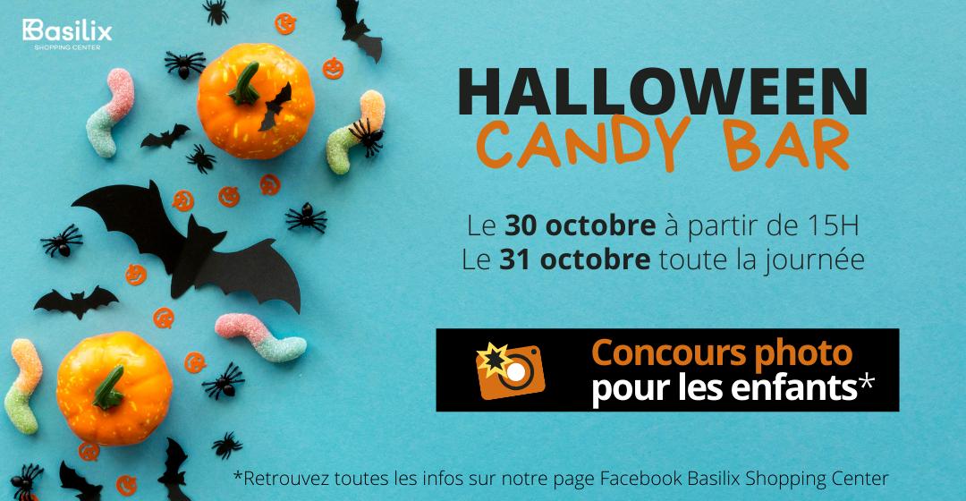 Basilix Shopping Center Halloween